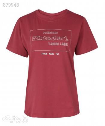 تیشرت زنانه وینترهارت WinterHart کد W2029003TS سبز تی شرت زنانه