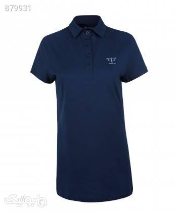 پولوشرت زنانه جامه پوش آرا JPA کد 4012039450 مشکی تی شرت زنانه