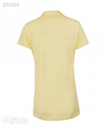 پولوشرت زنانه جامه پوش آرا JPA کد 4012039450 کرم تی شرت زنانه
