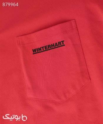 تیشرت مردانه وینترهارت WinterHart کد M2029002TS قرمز تی شرت و پولو شرت مردانه