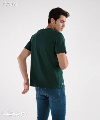 تیشرت مردانه وینترهارت WinterHart کد M2029002TS مشکی تی شرت و پولو شرت مردانه