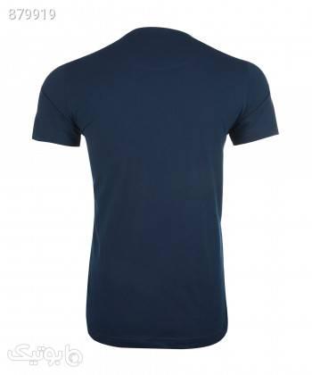 تیشرت نخی مردانه جامه پوش آرا JPA کد 4011019486 مشکی تی شرت و پولو شرت مردانه