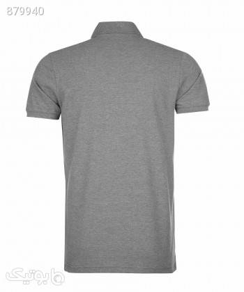 پولوشرت مردانه جاستیفای Justify کد M0402025TP طوسی تی شرت و پولو شرت مردانه