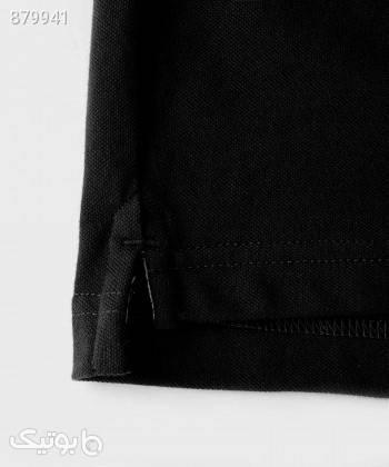 پولوشرت مردانه جاستیفای Justify کد M0402025TP مشکی تی شرت و پولو شرت مردانه