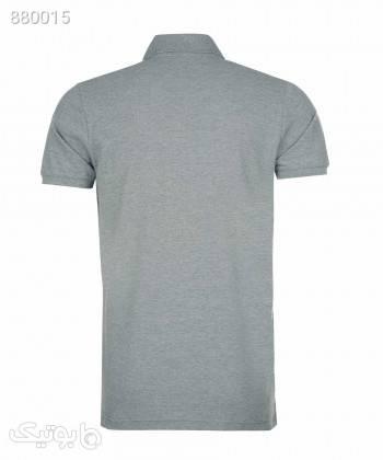 پولوشرت مردانه جاستیفای Justify کد M0402025TP نقره ای تی شرت و پولو شرت مردانه