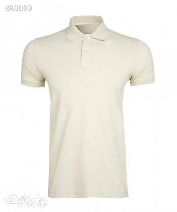 پولوشرت مردانه جاستیفای Justify کد M0402025TP سفید تی شرت و پولو شرت مردانه