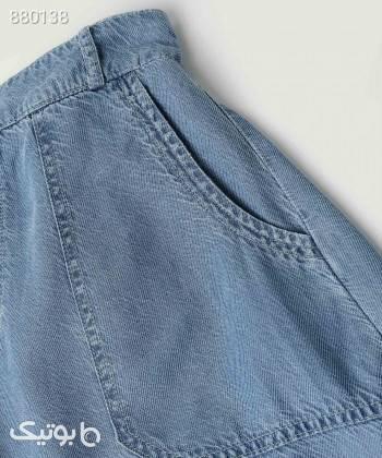 دامن کلوش جین وست Jeanswest کد 02241505 آبی دامن