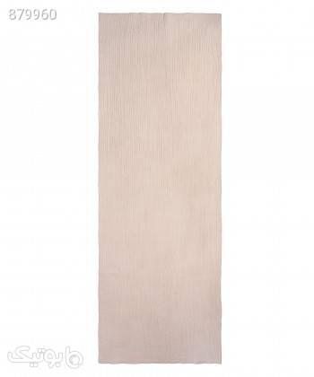 شال زنانه زیبو Ziboo مدل zi06122 سفید شال و روسری