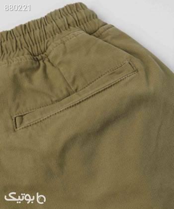 شلوارک کتان مردانه ادورا Adora کد 17915173 سبز شلوارک مردانه