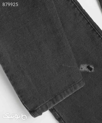 شلوار جین مردانه برند پی لس Brand Payless کد 1022 مشکی شلوار جین مردانه