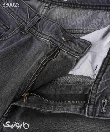 شلوار جین مردانه جاستیفای Justify کد M0445004DM مشکی شلوار جین مردانه