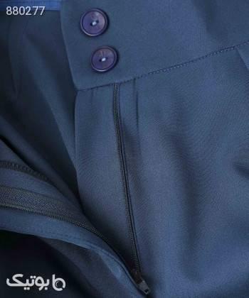 شلوار مجلسی زنانه ادورا Adora کد 50904212 سورمه ای شلوار پارچه ای و کتانی زنانه