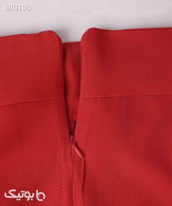 شلوار مجلسی زنانه ادورا Adora کد 50904213 قرمز شلوار پارچه ای و کتانی زنانه