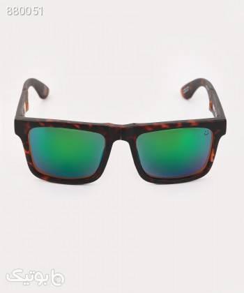 عینک آفتابی اسپای Spy مدل FoldGreenSpectra قهوه ای عینک آفتابی