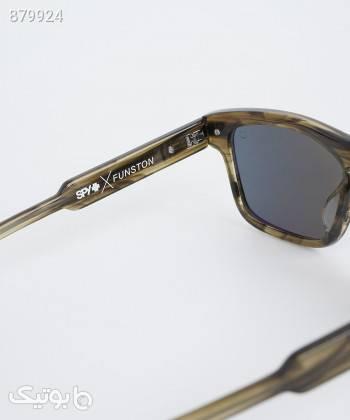 عینک آفتابی اسپای Spy مدلFunston Green Smoke قهوه ای عینک آفتابی