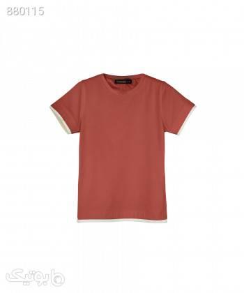 تیشرت بچگانه تودوک TwoDook کد 5759 قهوه ای لباس کودک دخترانه