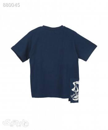 تیشرت پسرانه نونا Nona کد 221110163 مشکی لباس کودک پسرانه