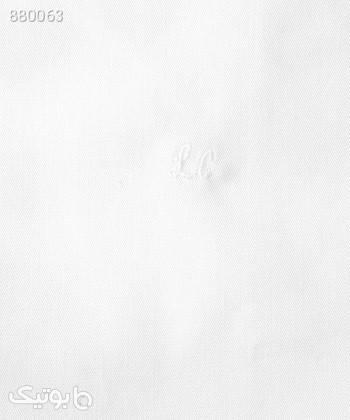 پیراهن مردانه سفید ال سی من LC Man کد 02163002 سفید پيراهن مردانه
