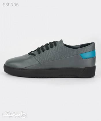 کفش مردانه درسا Dorsa مدل 41044 طوسی كتانی مردانه