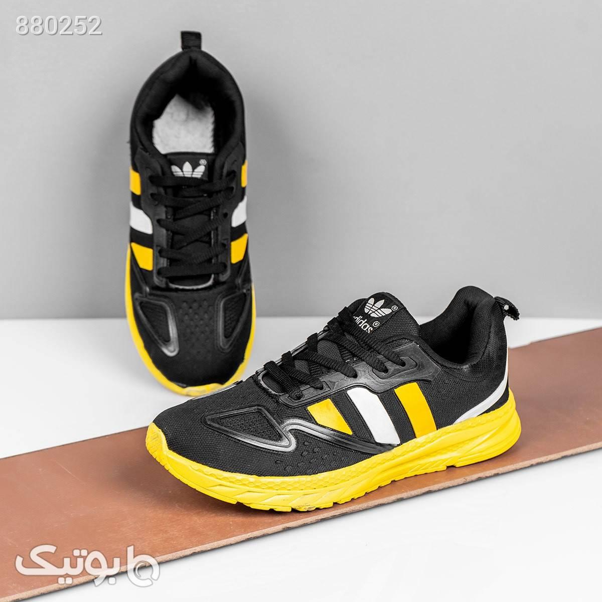کفش ورزشی Adidas مردانه مدل Barak مشکی كفش مردانه