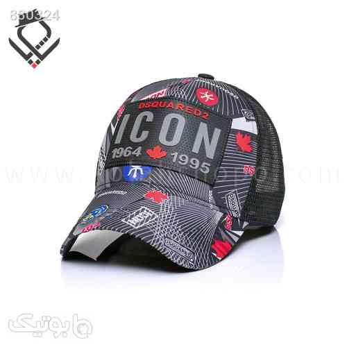 کلاه پشت توری ICON - کلاه و اسکارف