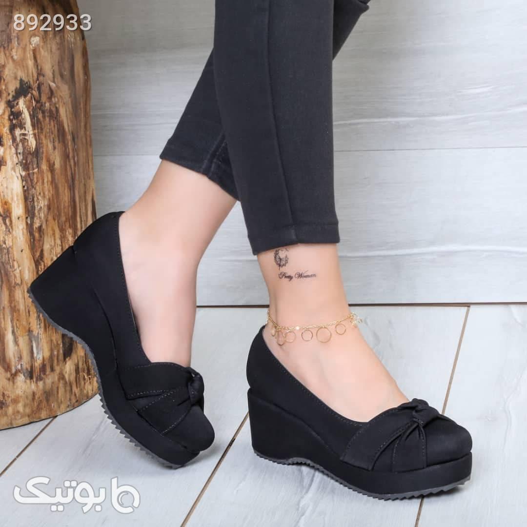 کفش مشکی کفش تخت زنانه