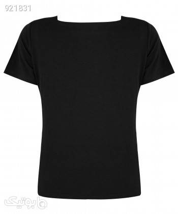 تیشرت زنانه جین وست Jeanswest کد 01273503 مشکی تی شرت زنانه