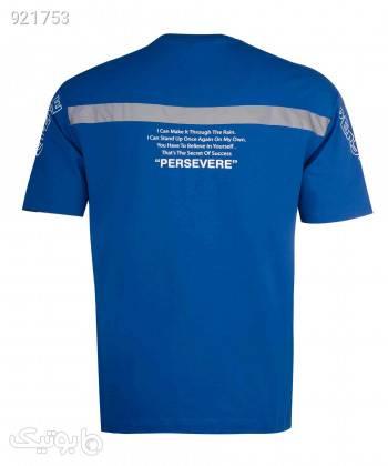 تیشرت مردانه جین وست Jeanswest کد 01173503 آبی تی شرت و پولو شرت مردانه