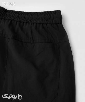 شلوار اسلش مردانه جین وست Jeanswest کد 02159505 مشکی شلوار اسلش مردانه