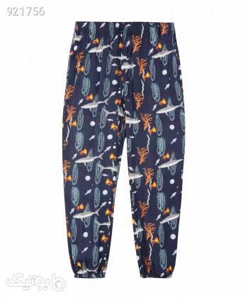 شلوار طرح دار زنانه جوتی جینز JootiJeans کد 11759402 مشکی شلوار پارچه ای و کتانی زنانه