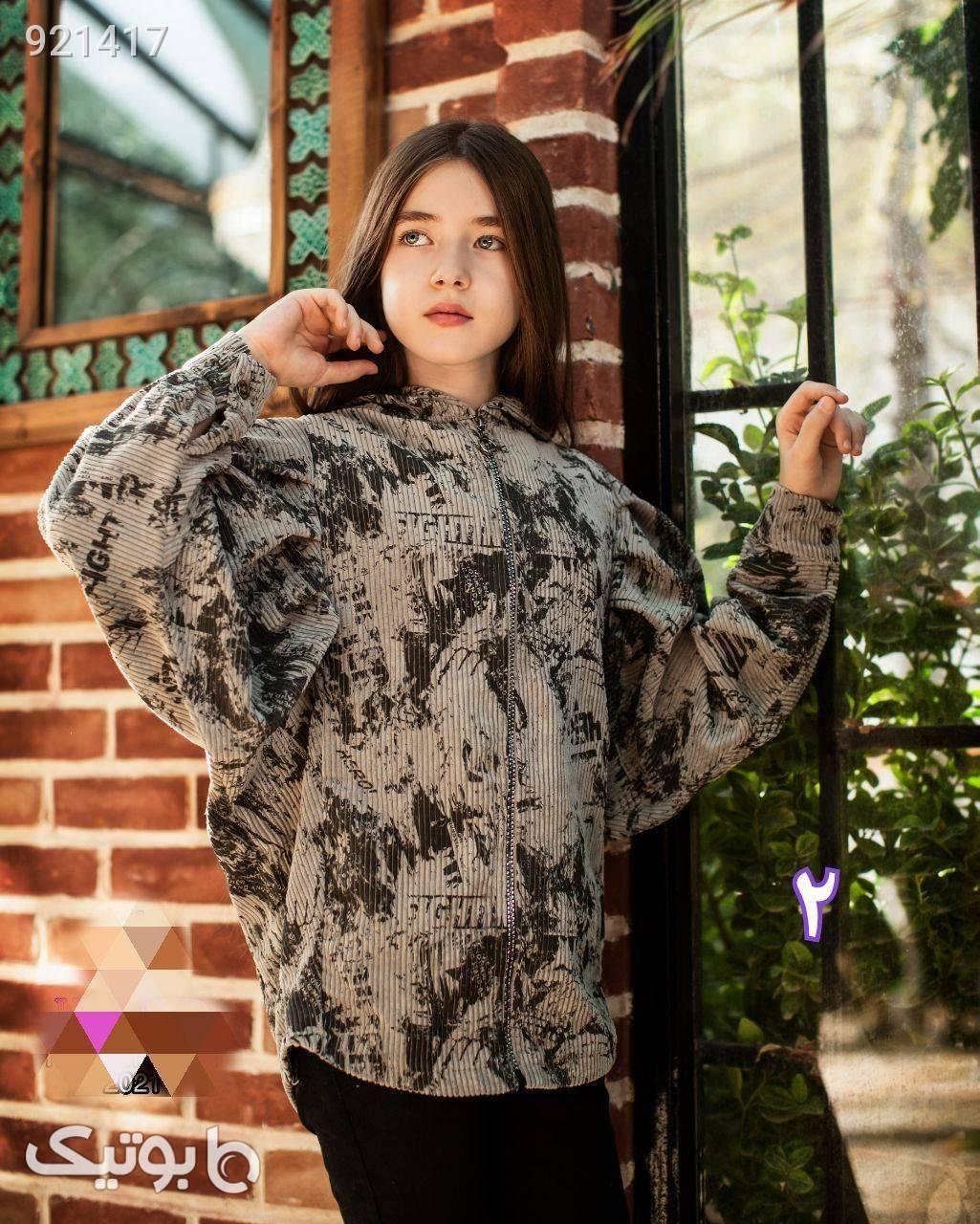 شنل  مشکی لباس کودک دخترانه