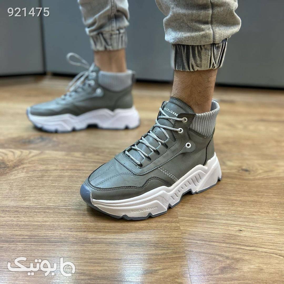 کفش مردانه اسپرت ساقدار در 5 رنگ متفاوت مشکی كتانی مردانه