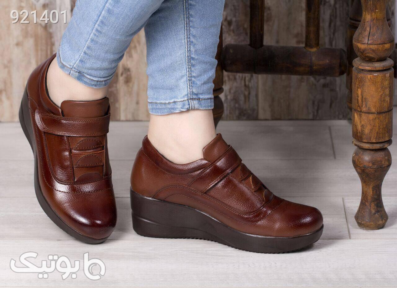 کفش زنانه مشکی کفش تخت زنانه