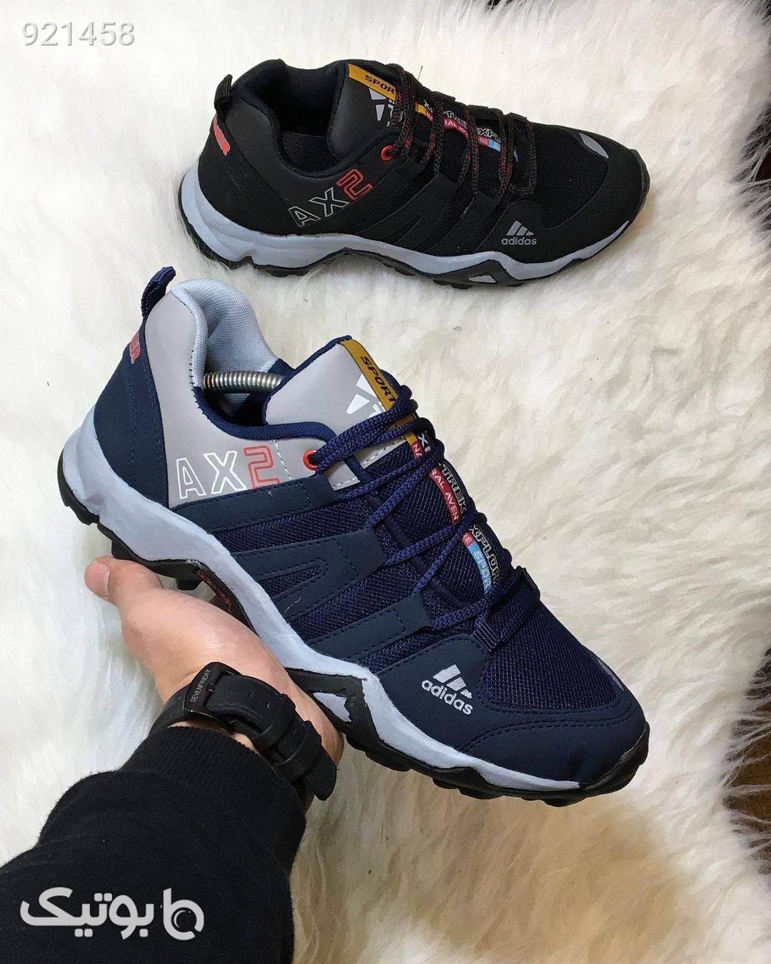 کفش مردانه ادیداس ax2 مشکی كفش مردانه