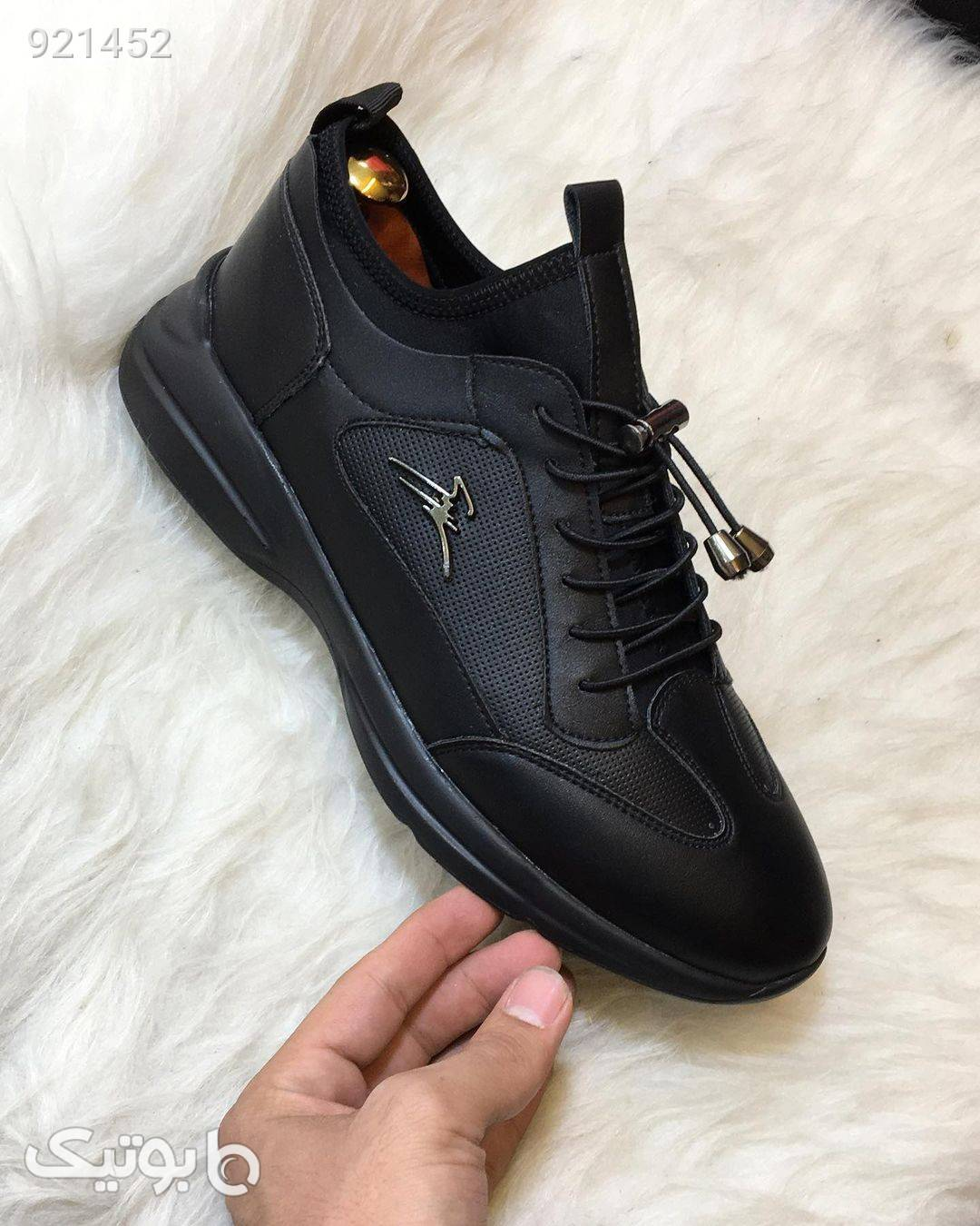 کفش مردانه شیک و جدید مشکی كفش مردانه