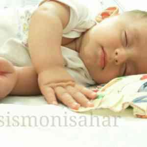 سیسمونی نوزاد سحر