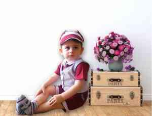 تولیدی لباس بچه بانی