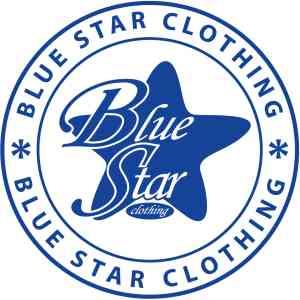 ستاره آبی-logo