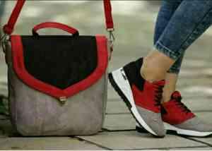 کیف و کفش اسپرت دختر پسر