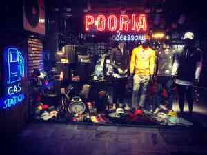Collection. Pouria