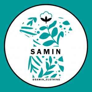 پوشاک الیاف طبیعی سامین-logo