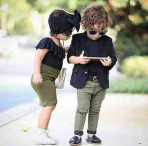 پوشاک کودک تن آرام
